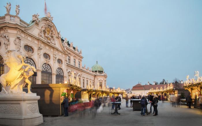 Karácsony Bécsben: Zöld utat kaptak az adventi vásárok