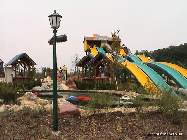 Familypark Neusiedlersee Hetedhetorszag