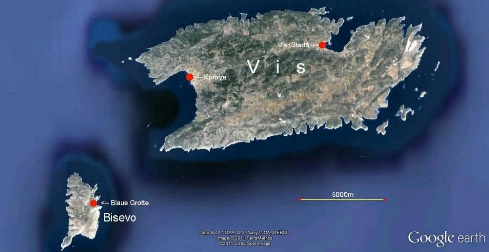 ... Az Adria lenyűgöző szépsége a Kék-barlang  7164. kép ... d27a38c4ca
