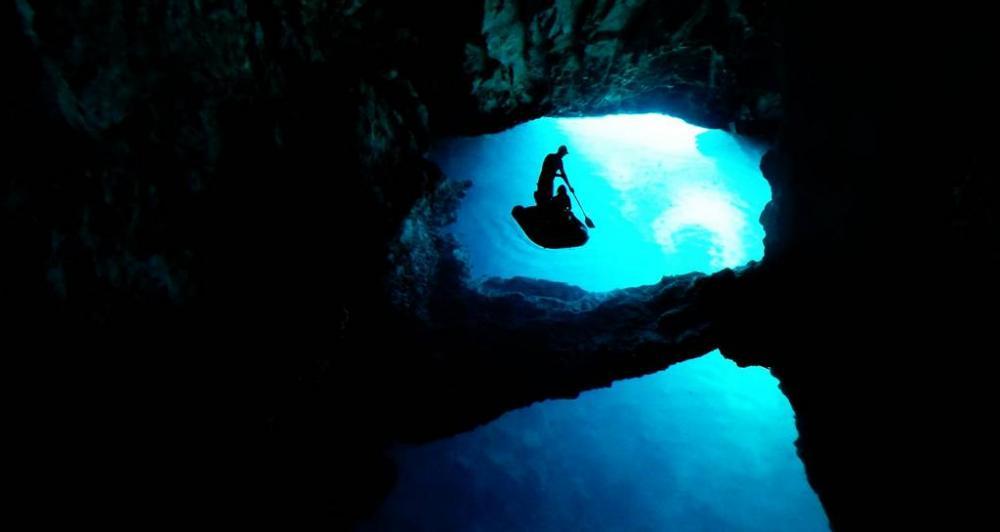 ... Az Adria lenyűgöző szépsége a Kék-barlang  7165. kép ... f642793291